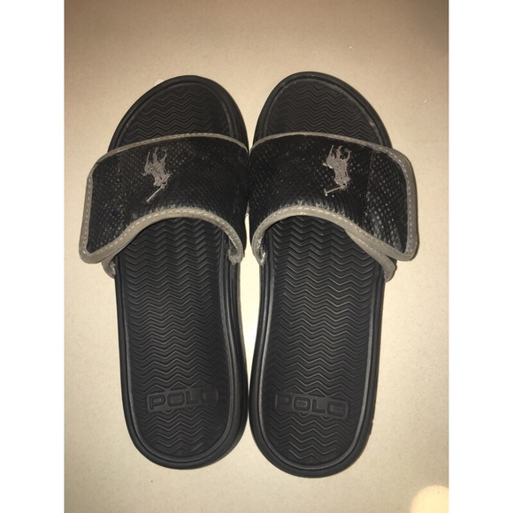 bb3b2f732209 Unisex Polo Slides Size 8 in men s. NWT. Polo by Ralph Lauren